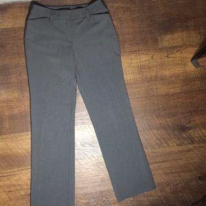 George Grey Dress Pants Size 4